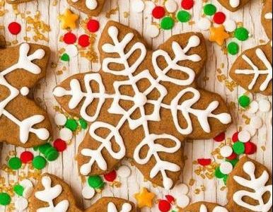 The 12 Cookies of Christmas