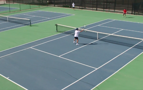 Backhands, Forehands, and Serves Oh My!