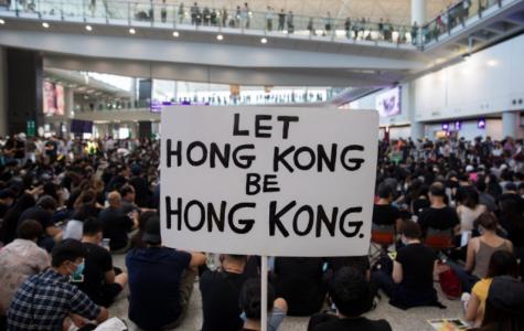 Revolutionary Outcry: The Hong Kong Protests