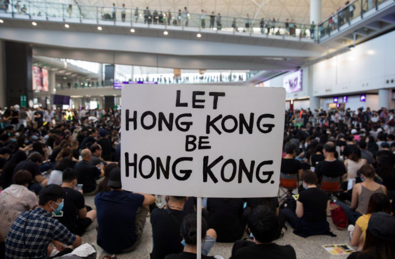 Revolutionary Outcry: The Hong Kong Protests