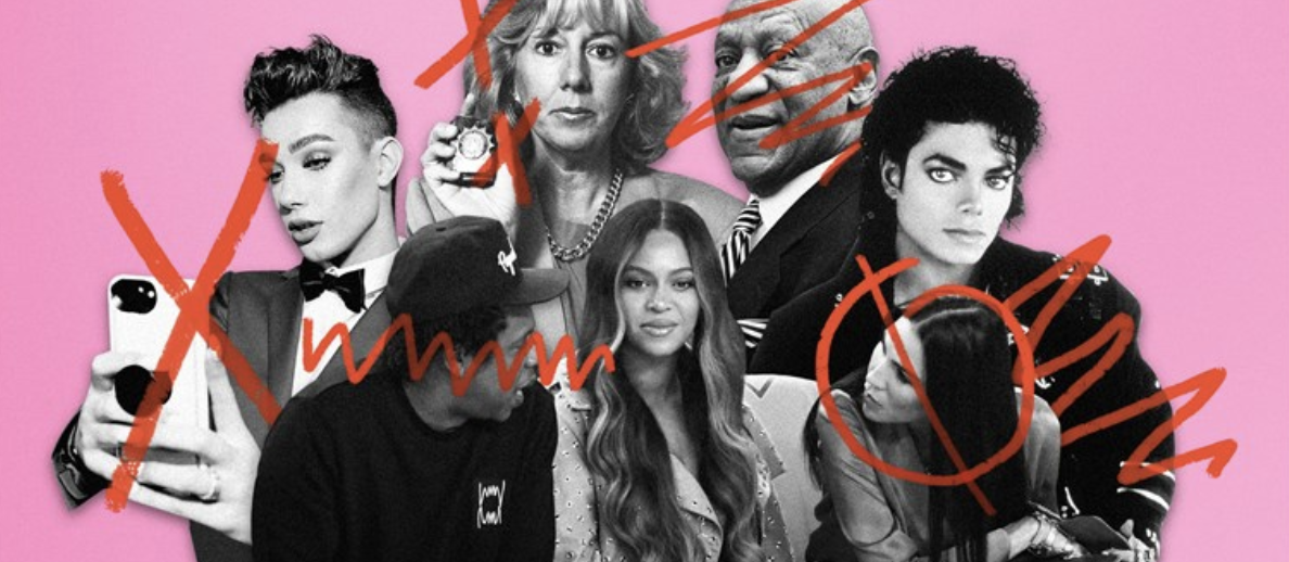 Celebrities known to be canceled over the years.