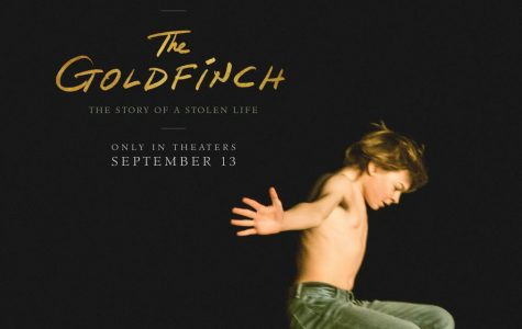 """Three Cheers for """"The Goldfinch"""""""