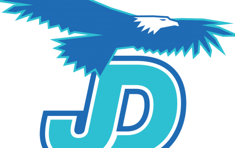 The Juan Diego Catholic High School logo.