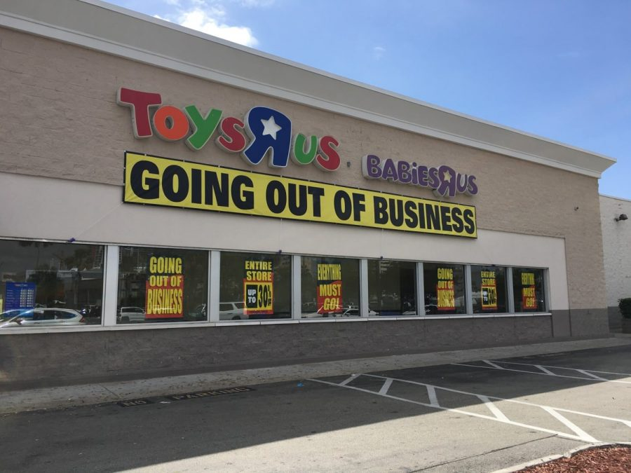 The Supposed Necromancy of Toys R Us