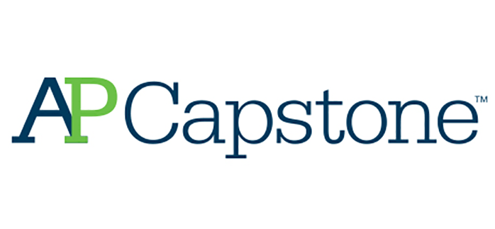 Official Logo for the AP Capstone program provided by the AP College Board