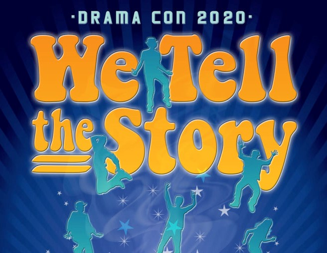 The poster for this year's UTA Conference with the theme: We Tell the Story