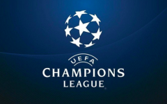 The Champions League's iconic star ball logo, a sign of a great competition.
