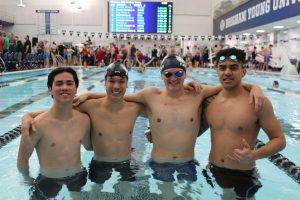 Swimming State Championships