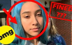 Danielle Cahuenas, a high school student in Oscuela County, Florida, started a petition after getting fined for what she felt was self expression.