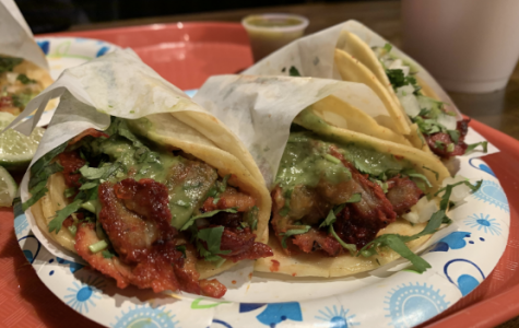 The Tacos de Al Pastor are what makes Tacos Lopez a definite must have when in West Jordan.