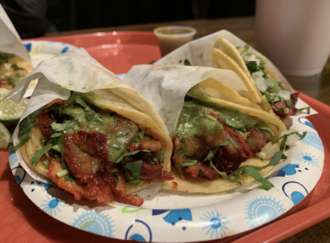 The Tacos de Al Pastor are what makes Tacos Lopez a definite must have when in West Jordan.