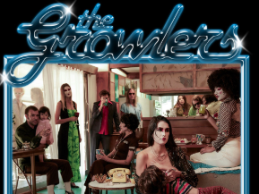 The cover art for The Growlers