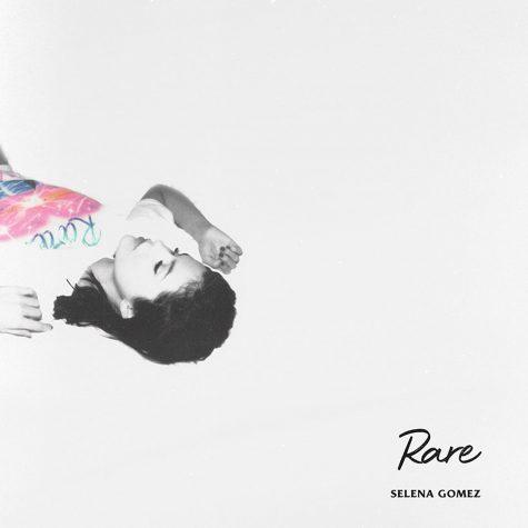 The album cover of Selena Gomez