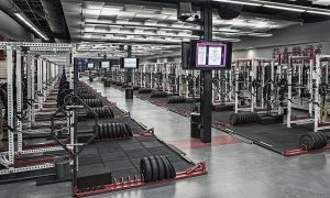 This is where all the hard work starts for athletes here at Juan Diego.