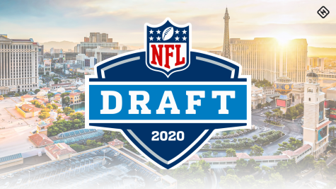 The 2020 NFL Draft started April 23 and ended April 25.