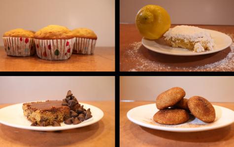4 Treats to Bake During Quarantine