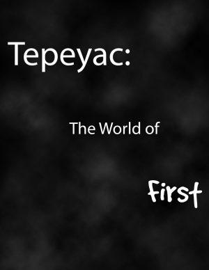 Tepeyac: Issue 1 -