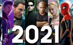 Movies Arriving in 2021