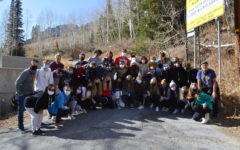 The Kairos 23 participants and leaders at the Alta Lodge